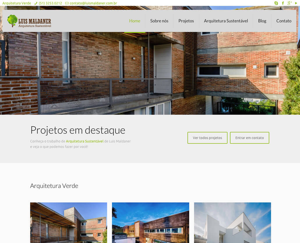 Arquiteto Sustentável